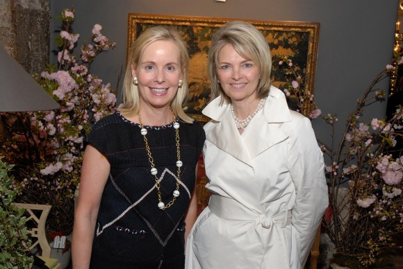 PHOTO: Kristen Koepfgen and Cindy Galvin.