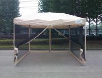 Quictent Screen Ez Pop Up Gazebo Party Tent Canopy Mesh ...