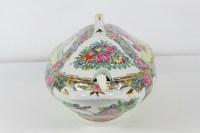 Vintage Japanese Porcelain Tureen Hand Painted Decorative ...