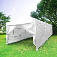 Quictent 10x20 Feet Screen Curtain EZ Pop Up Canopy Party ...