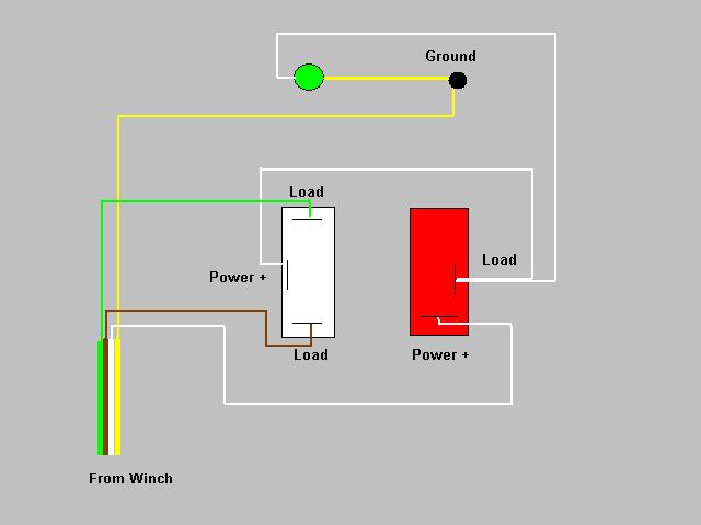 Badlands Winch Remote Wiring Diagram Wiring Schematic Diagram