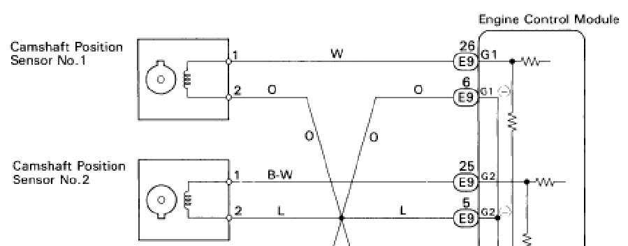 Crankshaft Sensor Wiring Problem - Wiring Solutions