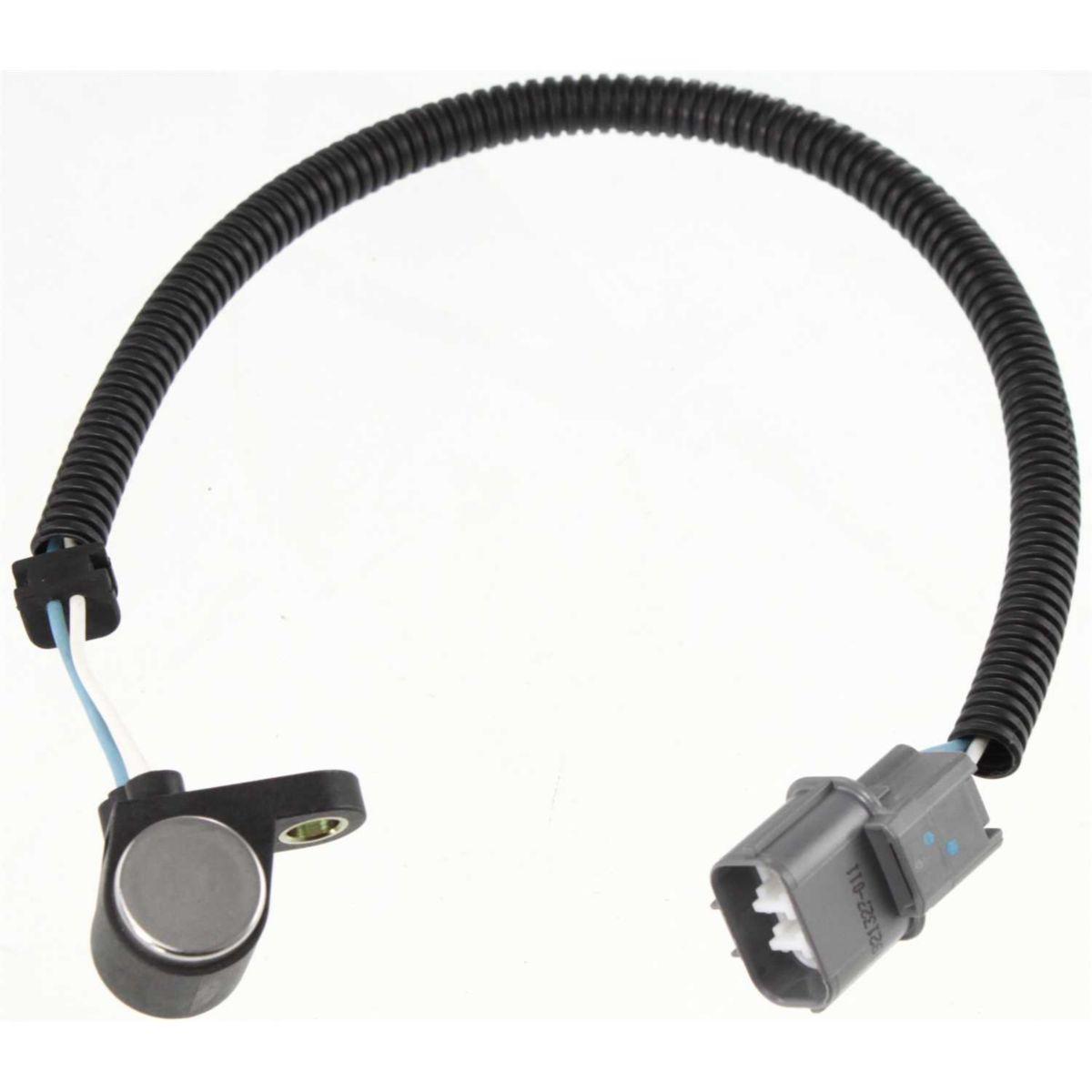 How To Service A Honda Civic Crank Position Sensor