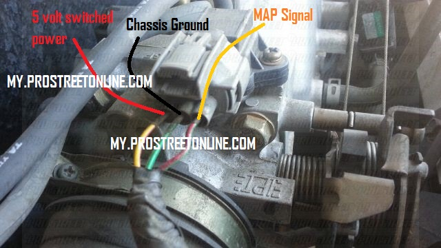 Map Sensor Pigtail Wiring Wiring Schematic Diagram