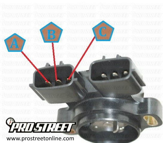 DTC P0120 - How To Test a Nissan Sentra TPS
