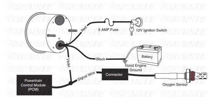 Autometer Air Fuel Gauge Wiring Diagram - Carbonvotemuditblog \u2022