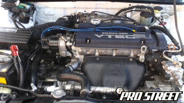 How To CB7 H22 Swap your Accord - My Pro Street
