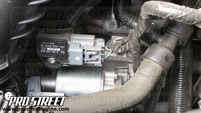 How To Test a Ford Fusion MAP Sensor - My Pro Street