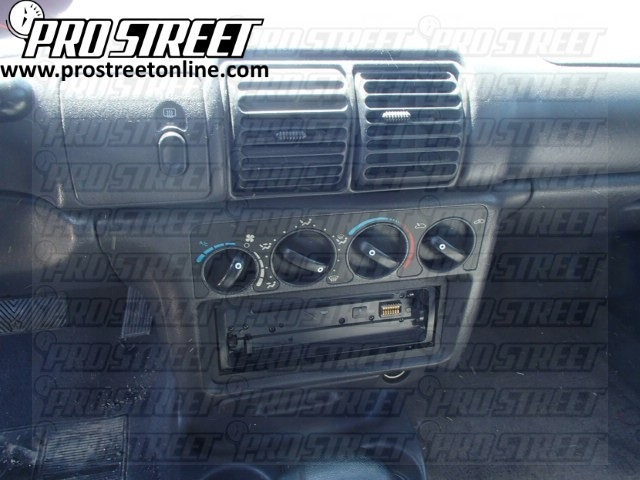 How To Dodge Neon Stereo Wiring Diagram - My Pro Street