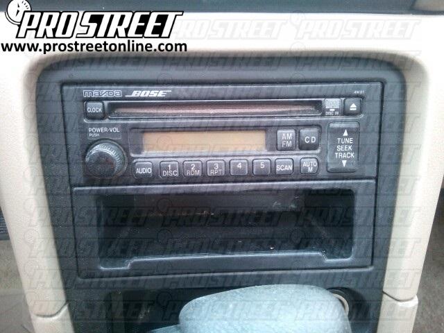 1999 Mazda Radio Wiring - Wiring Diagram Progresif