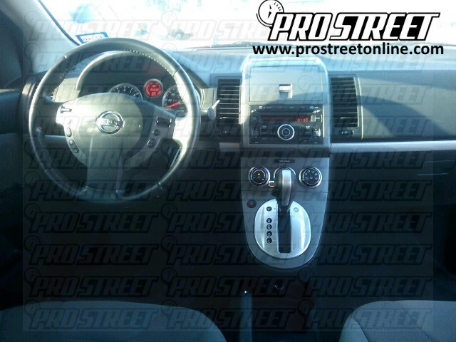 Nissan Sentra Stereo Wiring Diagram - My Pro Street