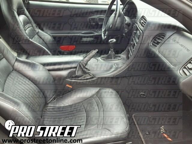 Chevy Corvette Stereo Wiring Diagram - My Pro Street