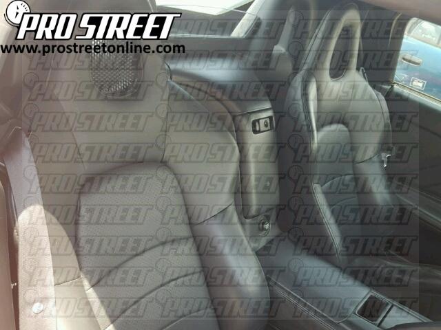Honda S2000 Stereo Wiring Diagram - My Pro Street