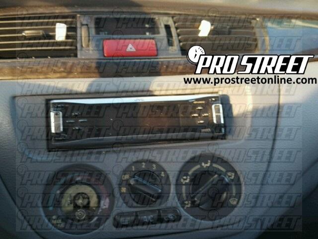 Mitsubishi Lancer Stereo Wiring Diagram - My Pro Street