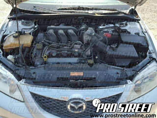 2005 Mazda 6 Wiring Harness Wiring Diagram