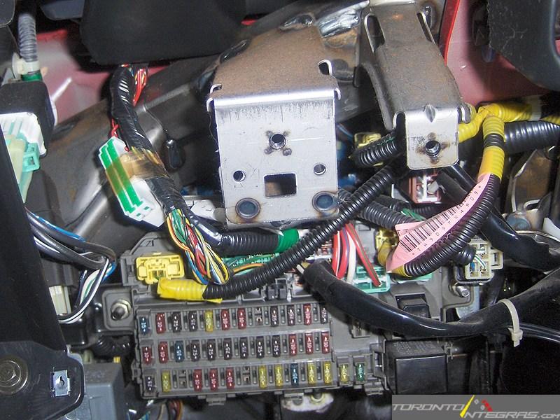 How To Honda Civic Car Alarm Wiring Diagram - My Pro Street