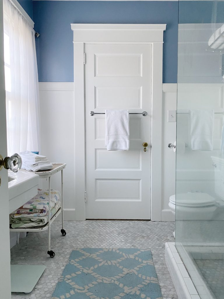 How To Remodel A Bathroom With Paint My 100 Year Old Home