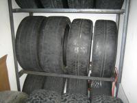 Tire rack locations