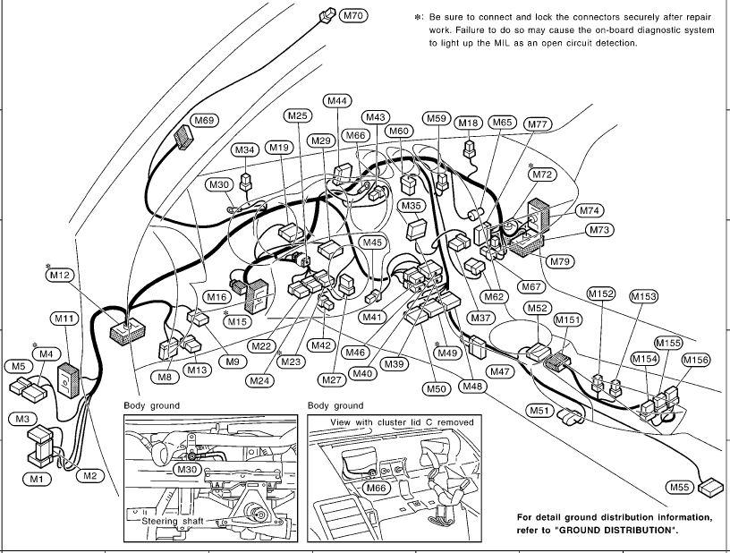 Wiring Diagrams 2007 Infiniti Fx35 Wiring Schematic Diagram