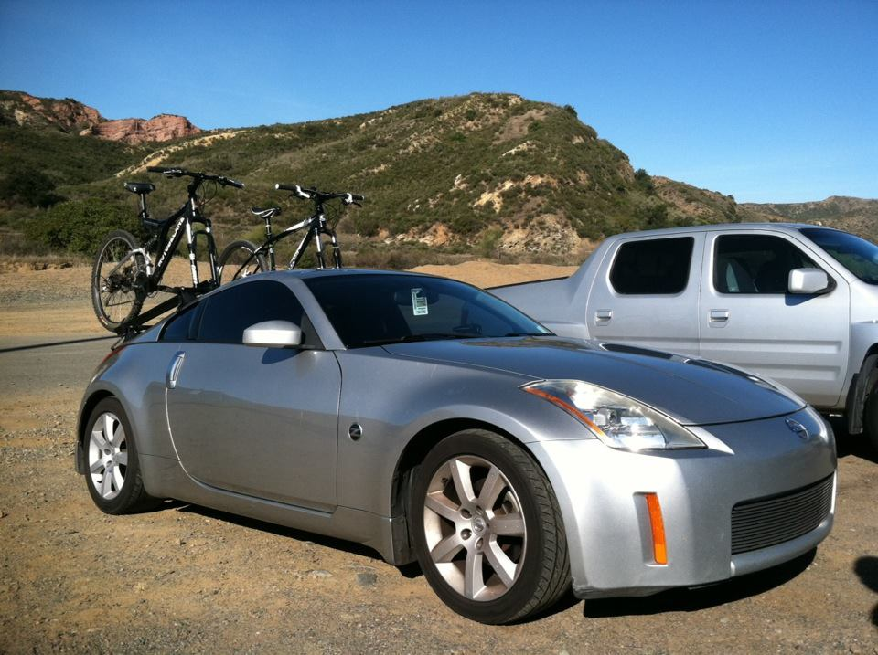 350z Roof Rack My350zcom Nissan 350z And 370z Forum