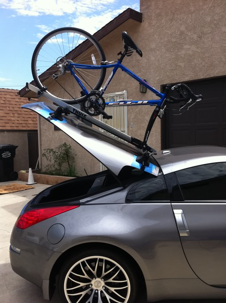 Fs Boofsquire Roof Rack My350zcom Nissan 350z And