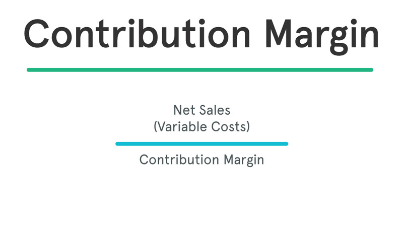 Contribution Margin Ratio Formula Per Unit Example Calculation - working capital equation