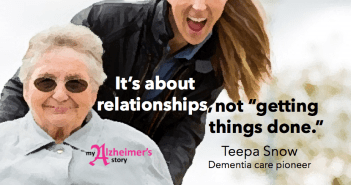 6 ways to create better dementia care relationships
