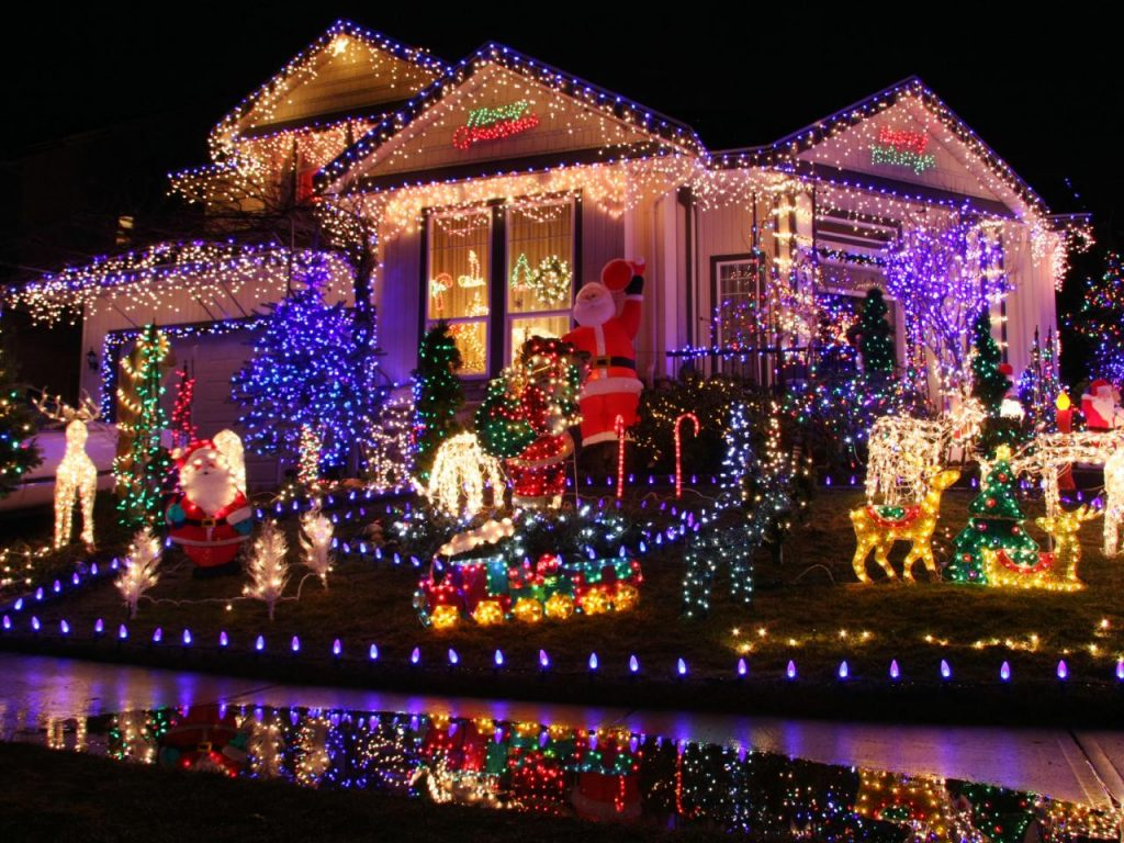 Outdoor Light Ideas Christmas Magical Outdoor Christmas Lighting Ideas That Will Take Your