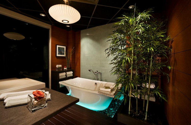 Buddha Deko Bad 15 Serene Asian Bathrooms That Look Like Spas - Page 3 Of 3