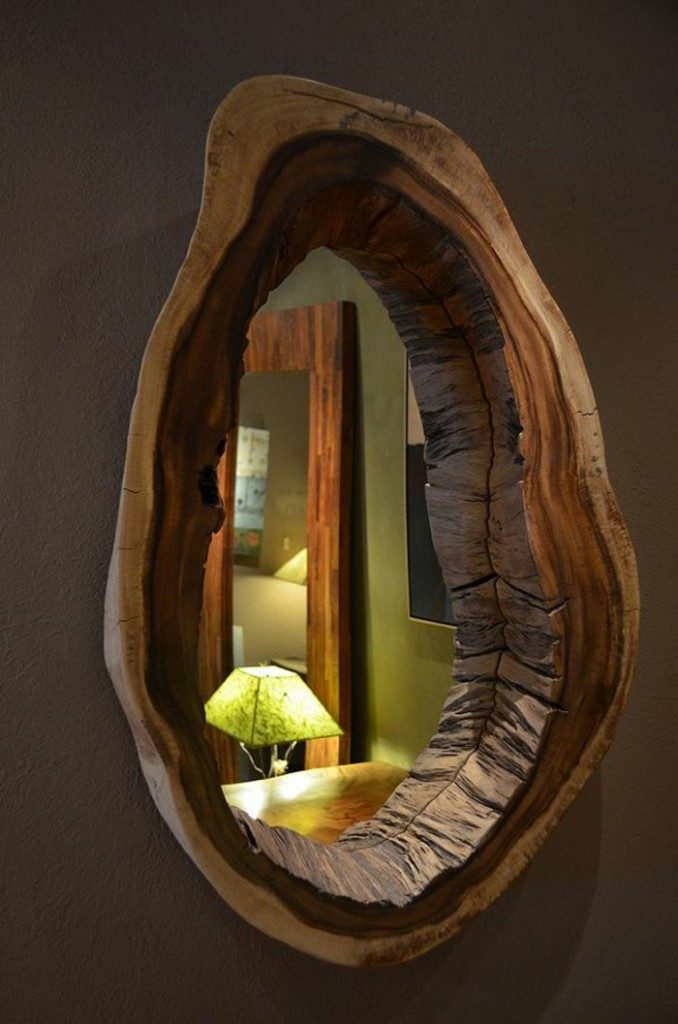 Wall Mirror No Frame 18 Unusual Mirrors That Will Make You Say Wow Page 2 Of 3