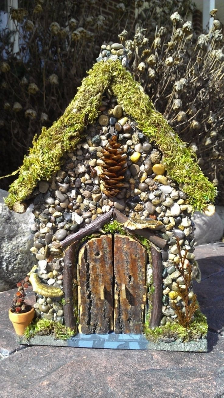 Diy Fairy House Ideas To Bring Magic In Your Garden Page