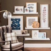 Stunning Gallery Wall Ideas To Create An Accent Wall In ...
