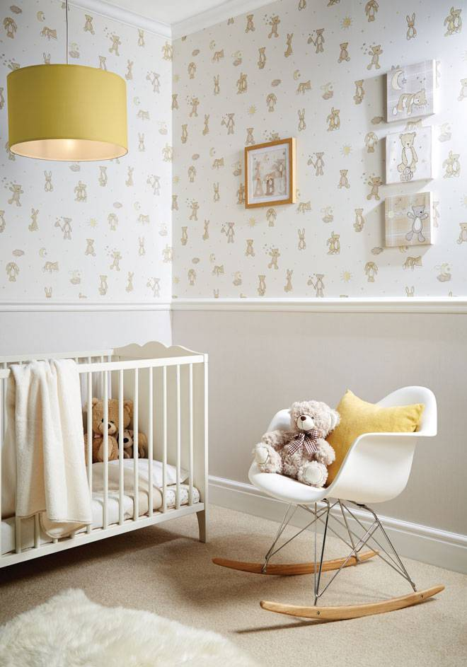 Tapete Babyzimmer Neutral How To Create The Perfect Gender Neutral Nursery?