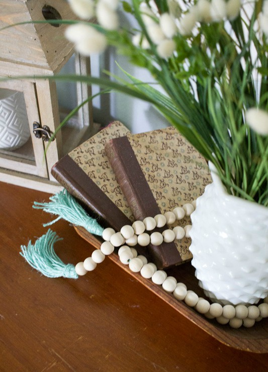 Fresh To Go Wooden Beads Decor Ideas That Anyone Can Incorporate In