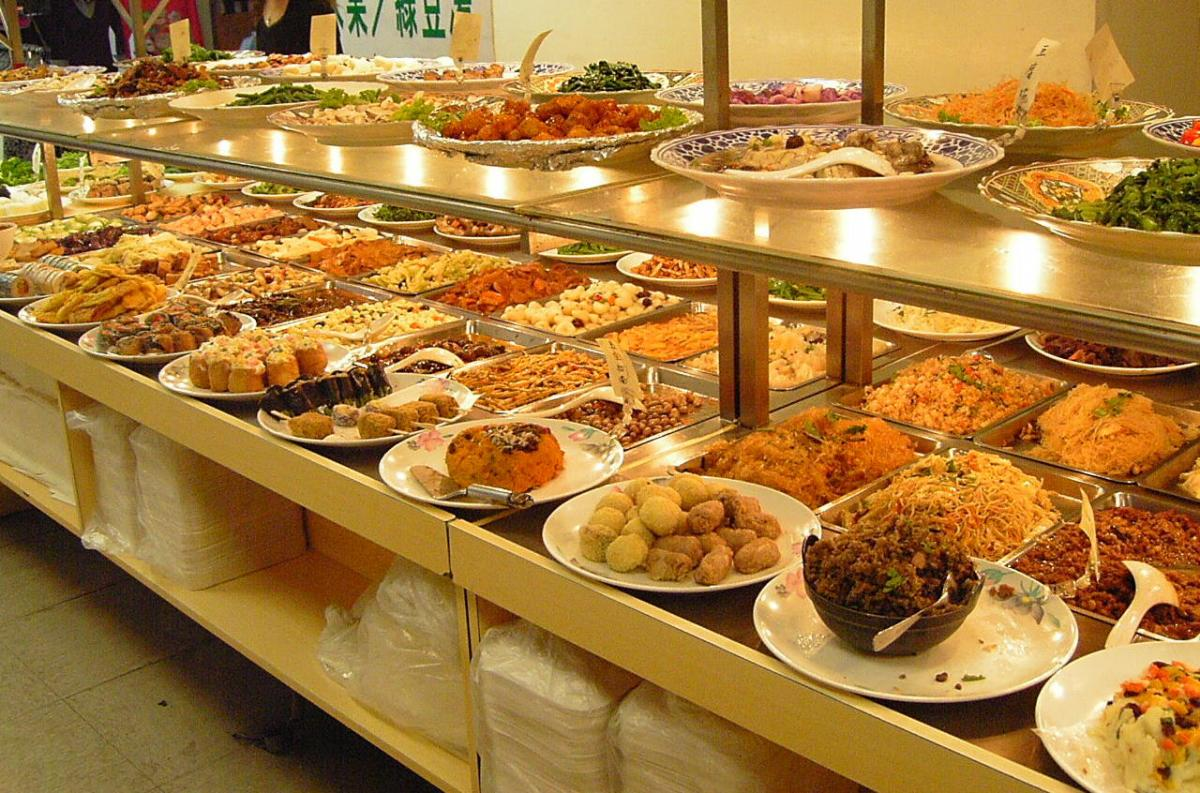 Buffet Cuisine Feast At The Best All You Can Eat Buffets In Tampa