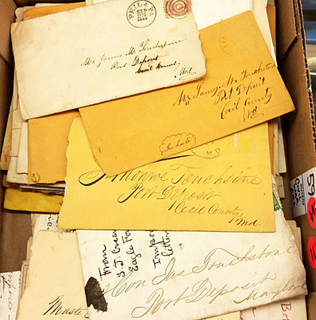 Civil War letters from soldier to his son back home Auction Finds