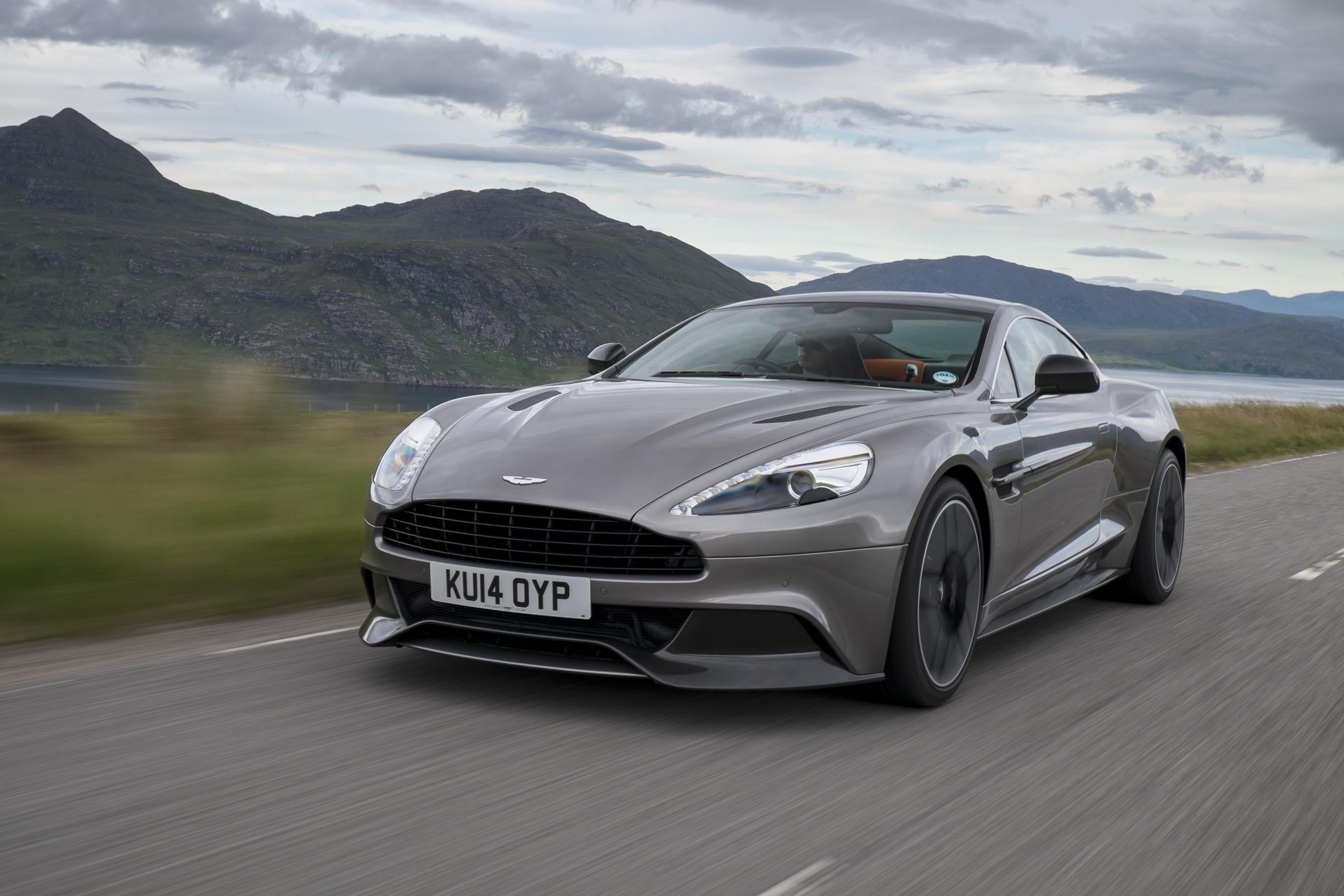 Aston Martin Db9 Vanquish Dynamic Enhancements For Aston Martin Vanquish And Rapide S Usa