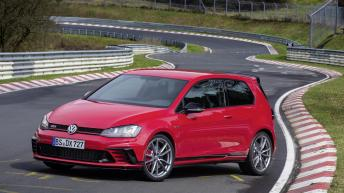 NEW 2017 VOLKSWAGEN GOLF GTI CLUBSPORT S