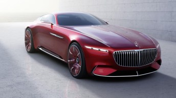 MERCEDES-MAYBACH 6 AT PEBBLE BEACH