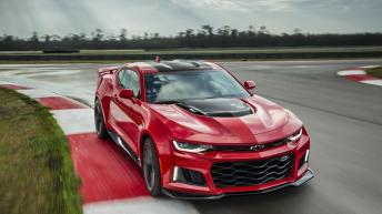 2017 CAMARO ZL1 AND 1LE