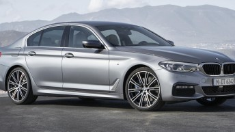 THE ALL-NEW 2017 BMW 5 SERIES
