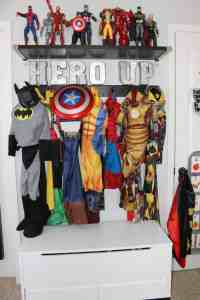 Avengers Bedroom Ideas 21