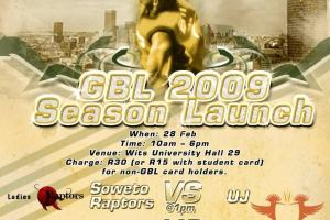 GBL 2009 launch games: