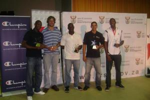 SA Seniors 2008 recap: Men's Final