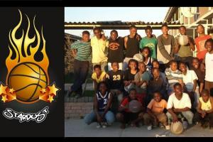 Township Basketball League launch 2009