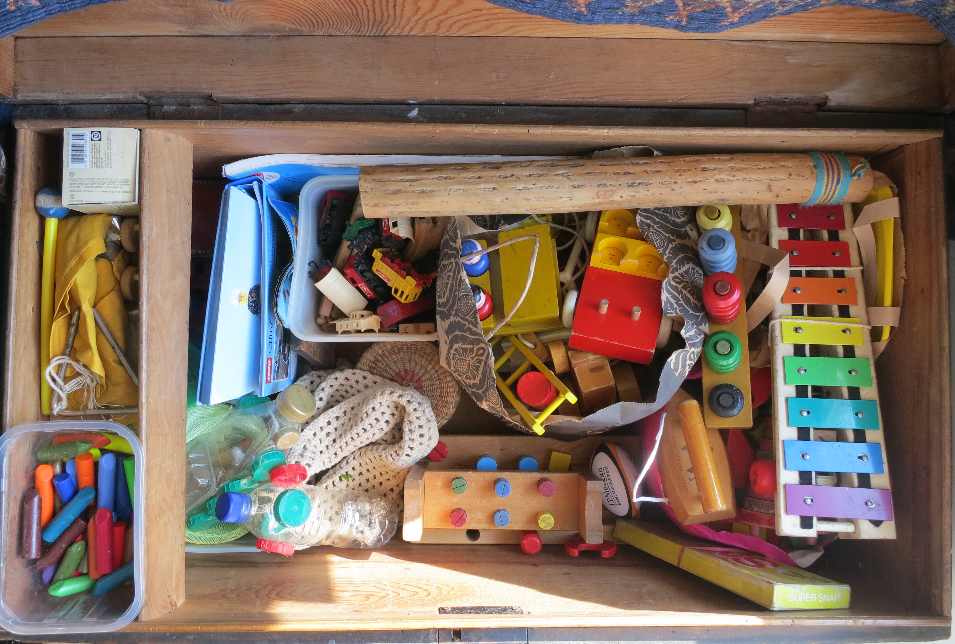 Baby Mozart Toy Chest