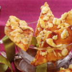 German Christmas Cookies - Plum Diamonds