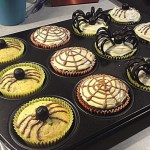 German Halloween Muffins