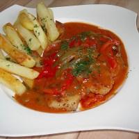 German Zigeuner Sauce - Spicy Red Sauce