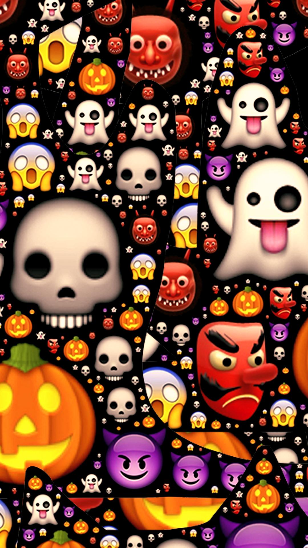 Cute Crisp Wallpapers Free Hd Emoji Mess Phone Wallpaper 4458